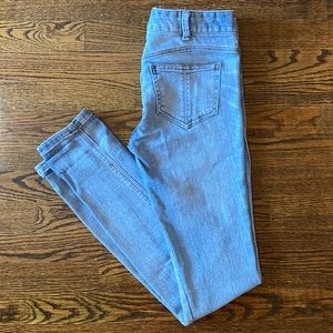 Free People skinny jeans size 26